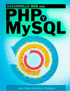 Desarrollo Web con PHP y MySQL Book Cover