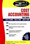 Schaums Outline Of Cost Accounting 3rd Including 185 Solved Problems