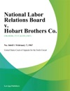 National Labor Relations Board V Hobart Brothers Co