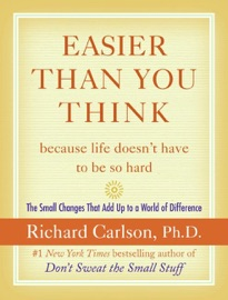 Easier Than You Think ...because life doesn't have to be so hard PDF Download