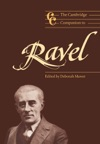 The Cambridge Companion To Ravel