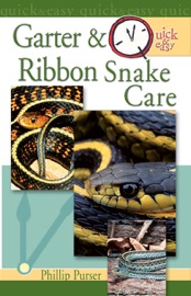 Quick Easy Garter Ribbon Snake Care
