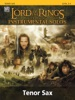 The Lord of the Rings: Tenor Saxophone Instrumental Solos