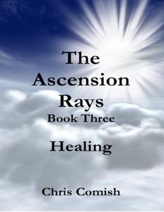 The Ascension Rays, Book Three Copertina del libro