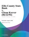 Ellis County State Bank V Glenn Keever 062294