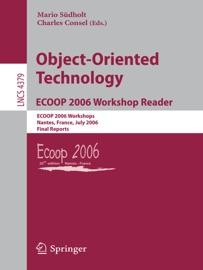 Object-Oriented Technology.ECOOP 2006 Workshop Reader