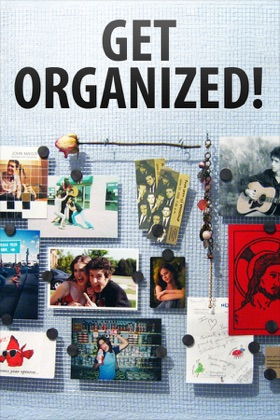 Get Organized! book cover