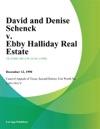 David And Denise Schenck V Ebby Halliday Real Estate