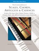 Scales, Chords, Arpeggios & Cadences - Complete Book