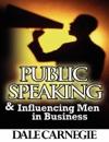 Public Speaking  Influencing Men In Business