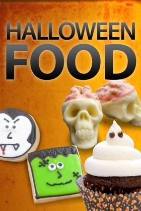 Halloween Food book cover