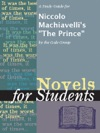 A Study Guide For Niccolo Machiavellis The Prince
