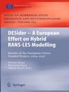 DESider  A European Effort On Hybrid RANS-LES Modelling