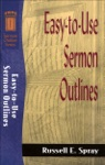 Easy-to-Use Sermon Outlines Sermon Outline Series