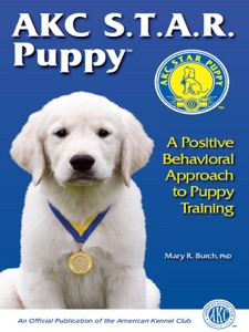 AKC Star Puppy Book Cover