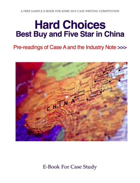 best buy in china case study