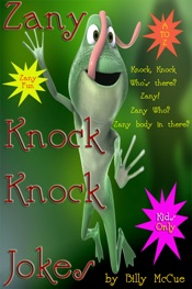 Download and Read Online Zany Knock Knock Jokes