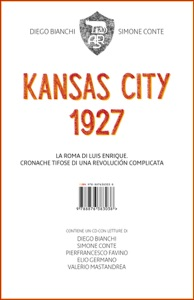 KANSAS CITY 1927 Book Cover