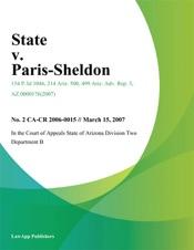 Download State v. Paris-Sheldon
