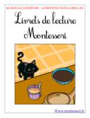 Livrets de lecture Montessori