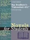 A Study Guide For Ray Bradburys Fahrenheit 451
