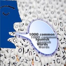 1000 Common Spanish Words