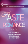 A Taste of Romance: Four Original Harlequin Novellas
