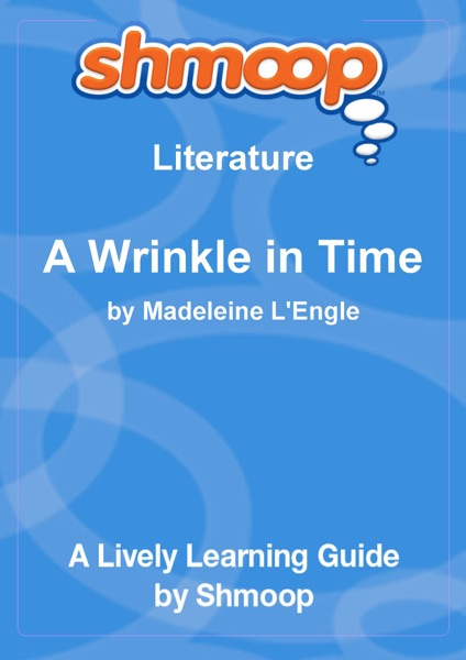 A Wrinkle in Time - Shmoop book cover