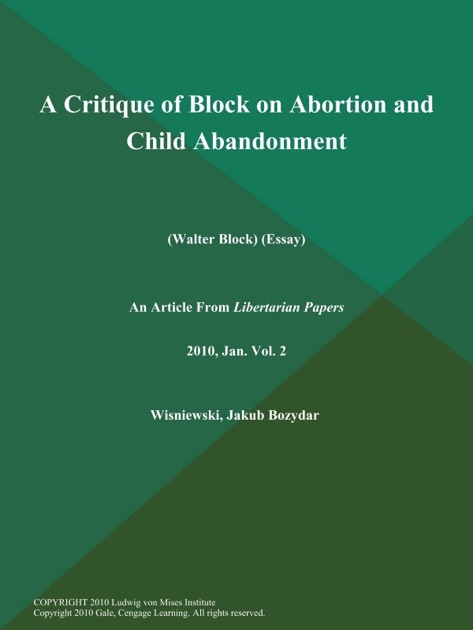 abandoned child essay Baby abandonment child abandonment is the practice of relinquishing interests and claims over one's offspring with the intent of never again resuming or reasserting it causes include many social and cultural factors as well as mental illness.