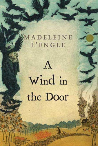 A Wind in the Door - Madeleine L'Engle - Madeleine L'Engle