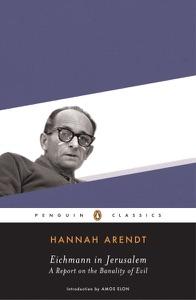 Eichmann in Jerusalem da Hannah Arendt