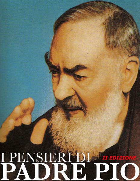 I Pensieri di Padre Pio by Padre Pio