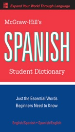 Mcgraw Hill S Spanish Student Dictionary