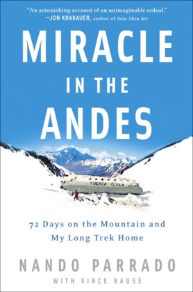 Miracle in the Andes book cover