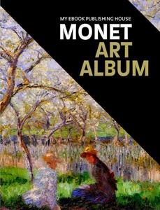 Monet Art Album