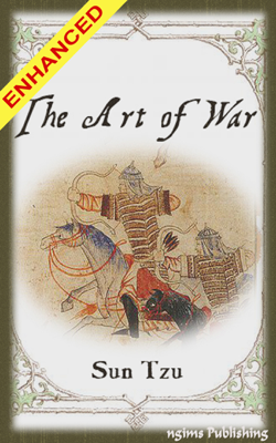 The Art of War + FREE Audiobook Included - Sun Tzu book