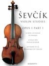 Otakar Evk Violin Studies Opus 1 Part 1