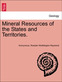 Mineral Resources Of The States And Territories