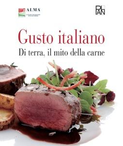 Gusto Italiano - Di terra, il mito della carne Book Cover