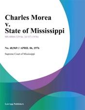 Download Charles Morea v. State of Mississippi