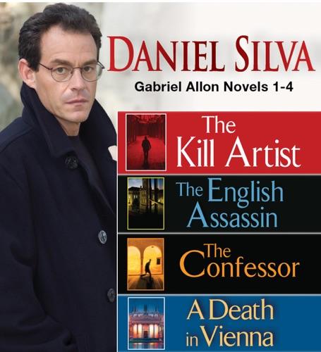 Daniel Silva - Daniel Silva GABRIEL ALLON Novels 1-4