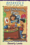 Chicken Pox Panic Cul-de-sac Kids Book 2