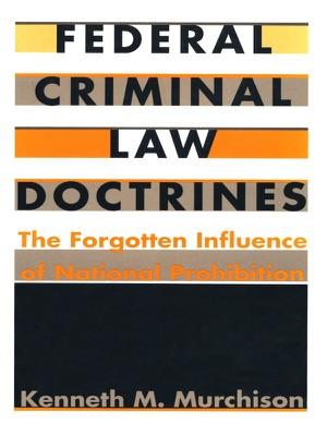 Federal Criminal Law Doctrines