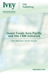 Quest Foods Asia Pacific And The CRM Initiative