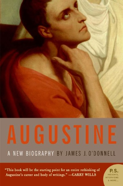 Augustine - James J. O'Donnell book cover