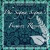 Phi Sigma Sigmas Favorite Recipes