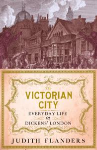 The Victorian City Libro Cover