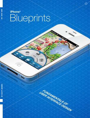 iPhone Blueprints - Scott Jensen book