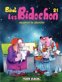 Les Bidochon (Tome 21) - Sauvent la planète