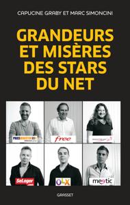 Grandeurs et misères des stars du Net La couverture du livre martien